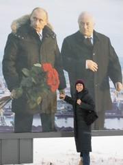 With Putin