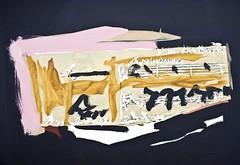 Like a Rolling Stone (Thomas Hawk) Tags: sanfrancisco california goldengatepark city usa deyoungmuseum painting unitedstates unitedstatesofamerica deyoung motherwell robertmotherwell musicovermusic