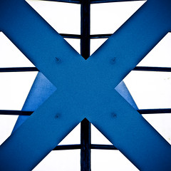 X (manganite) Tags: blue windows roof white abstract black color art geometric lines architecture modern digital buildings germany square geotagged nikon europe cross tl x simplicity d200 minimalism nikkor dslr simple toned labyrinth minimalistic dictionary erwin neuss hombroich museumsinsel northrhinewestphalia 500x500 18200mmf3556 utatafeature manganite nikonstunninggallery ipernity heerich challengeyou challengeyouwinner minkel date:year=2008 geo:lat=51144151 geo:lon=6659539 date:month=february date:day=9 format:orientation=square format:ratio=11