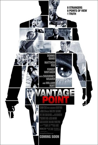 Vantage Point Poster / George Yang