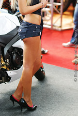 SMAEB_2008_14 (Haf.cc) Tags: hot girl model legs skin lol motorcycles bikes hostess nikkor bucharest bucuresti nikond80 smaeb2008 salonuldemotociclete