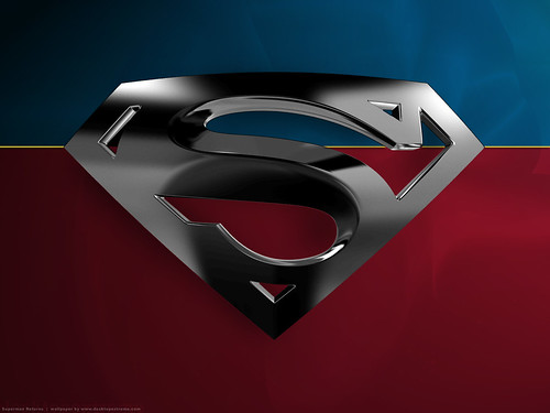 superman symbol wallpaper. ZZ Superman Logo With…