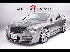 2008 ASI Bentley GT Speed 3