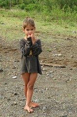 worried child (mrcharly) Tags: poverty people kids youth children cuba poetic baracoa yumuri