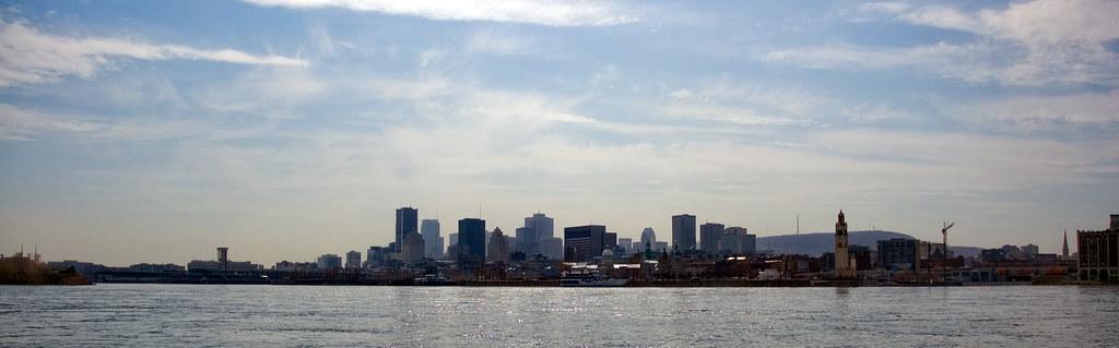 panoramique de Montréal
