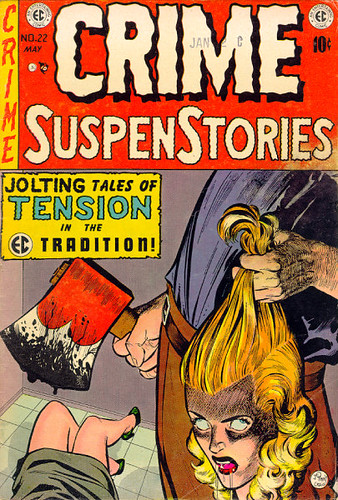 Crime SuspenStories 22