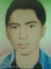 شهید مهران قائدی