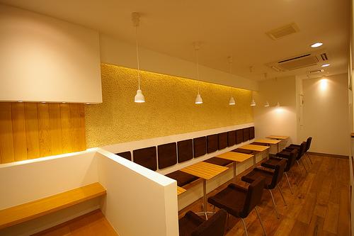 Modern Cafe Design