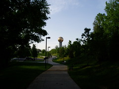path to the sunsphere