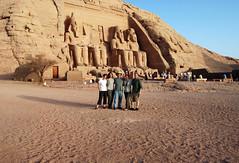 DSC_0861 (Dain Sandoval) Tags: cruise river temple egypt nile april aswan 2008 nubia  abusimbel nubian misr    gumhriyyatmiralarabiyyah