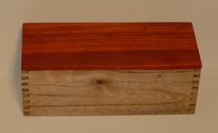 DominoBox1 (JonathanDzoba) Tags: woodenbox fingerjoint woodenboxes dzoba jonathandzoba