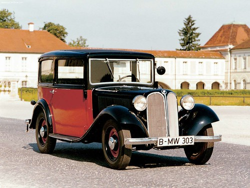 BMW 303 Limousine (1933). Anyone can see this photo All rights reserved