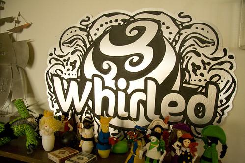 Whirled Logo
