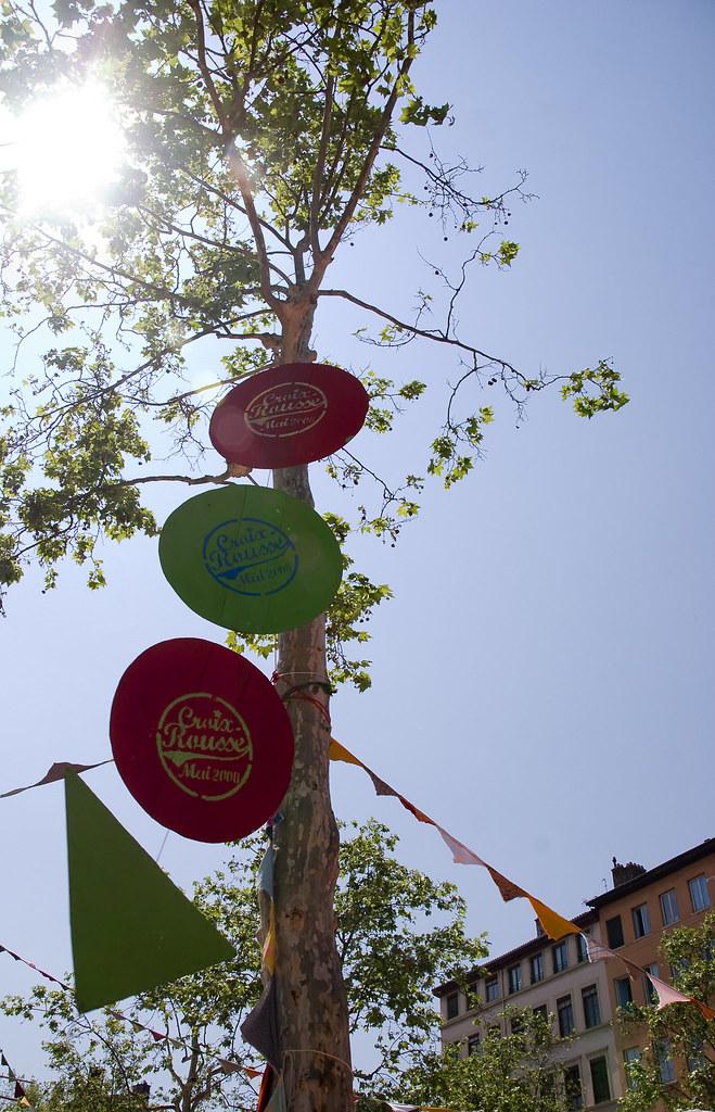 Sonne und Baum - Sun and Tree - Le soleil et l'arbre