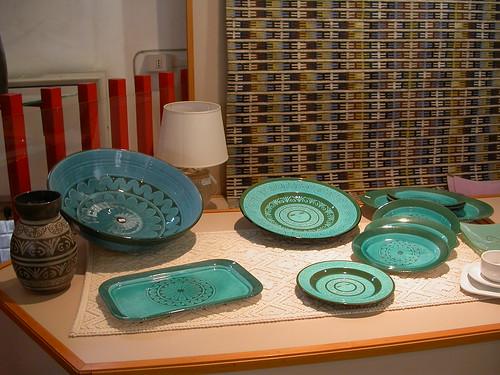 Nuoro: ceramiche artigianali