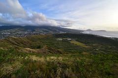 Diamond Head crater (pedrik) Tags: waikiki hawaii usa d7200 oahu diamondhead crater volcano sooc volcaniccone tokinaaf1116mmf28 tokinaatx116prodx view1000