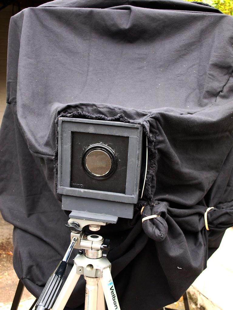 Front of my 20x24 camera