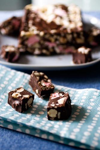 Mattonellla cioccolato tutto quello che mi piace