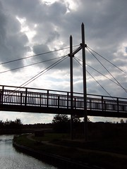 Bridge (crwilliams) Tags: bridge canal date:year=2005 date:month=september date:day=20 date:hour=14 date:wday=tuesday