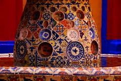 La Fuente de las Tres Teresas (Jesus Guzman-Moya) Tags: fountain méxico mexico interestingness colours fuente vivid colores talavera puebla chautla i500 chuchogm sonyalpha mywinners jesúsguzmánmoya exhaciendadechautla tresteresas