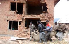 India Kashmir Gunbattle (Abid Bhat) Tags: india srinagar jammuandkashmir