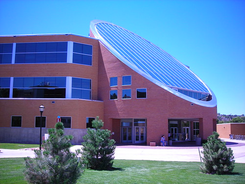 Sherratt Library, Southern Utah University