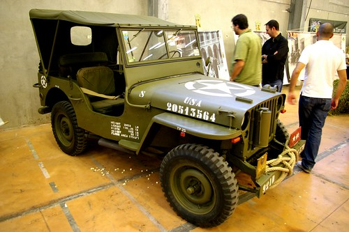 Jeep 2a guerra Mundial, fuera