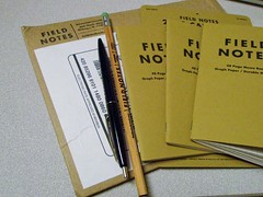 Field Notes package