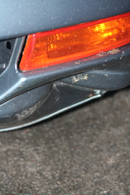 possum tennessee acura cl speeding carwreck daredevil highway58