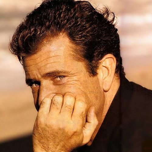Voici mon chouchou : Mel Gibson.