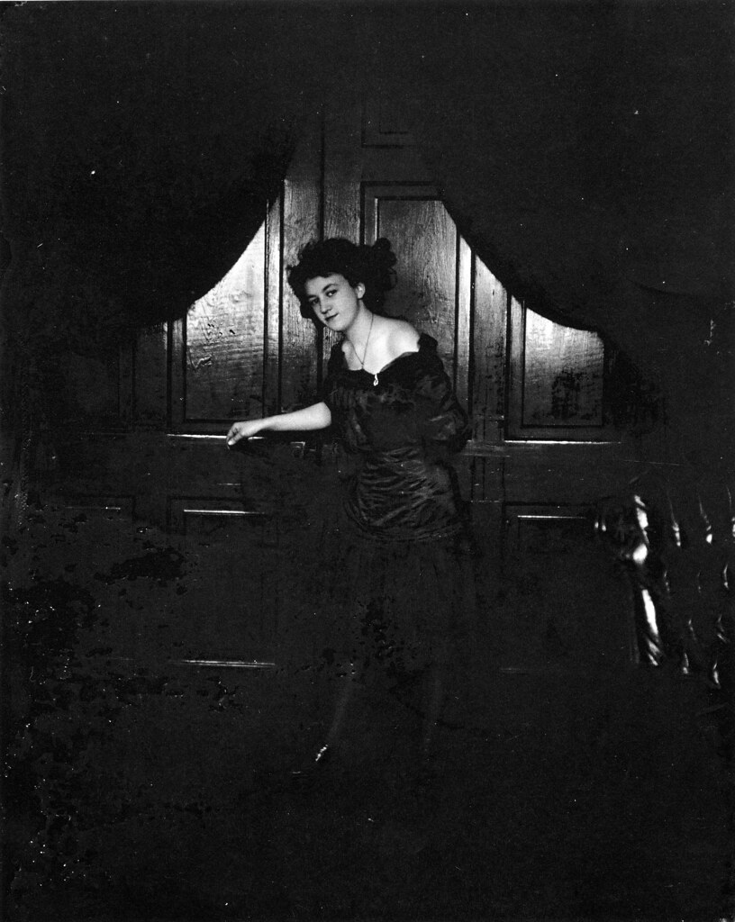 贝洛克John Ernest Joseph Bellocq (1873-1949) 摄影作品集1 - 刘懿工作室 - 刘懿工作室 YI LIU STUDIO