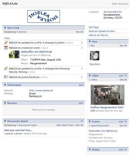 INJELEA.de jetzt auf Facebook