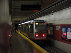 Muni Metro Subway