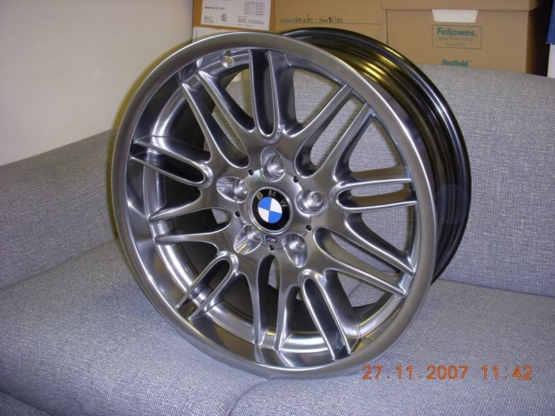 Winter Tires Vancouver >> Winter Tire Size - Page 2 - BMW M5 Forum and M6 Forums