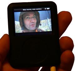 ipod y hombrelobo