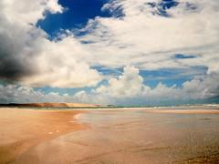 YES (Andr Pipa) Tags: africa sea sky beach clouds sand paradise desert indianocean playa plage soe paradis mozambique paraso moambique bazaruto oceanondico pansyisland ilhadepansy andrpipa photobyandrpipa
