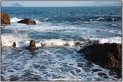 IMG_3861s (CY iMage) Tags: sea landscape spray dec gitzo 2007  efs1755f28is g1178m canon40d gt1540 ylgeopark rockstratum