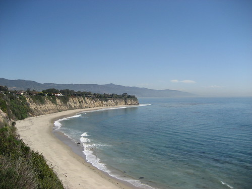 south from Point Dume