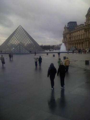 Musee De Louvre. Musee de Louvre