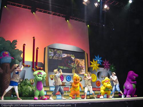 Barney Live-2