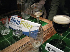MetaFilter Meetup Placard