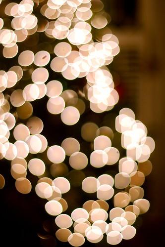 Lights Bokeh Texture