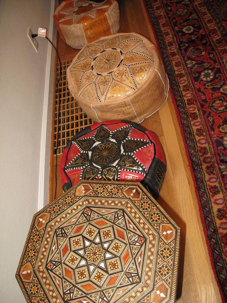 moroccan theme?