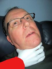 The End? (Son of Groucho) Tags: white death hand gordon 2008 strangled sog strangulation
