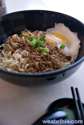 Chef's Special Pan Mee