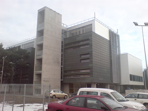 New IT College building