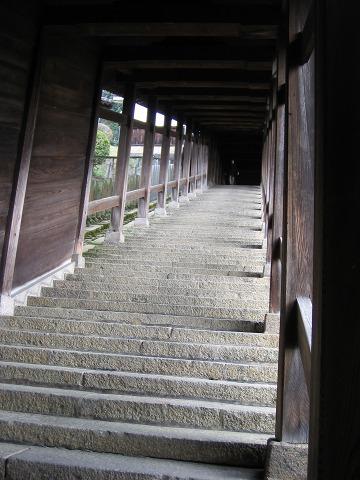 二月堂-石段
