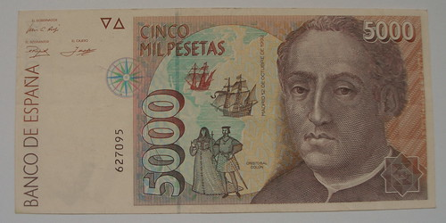 Cinco Mil Pesetas (1992)