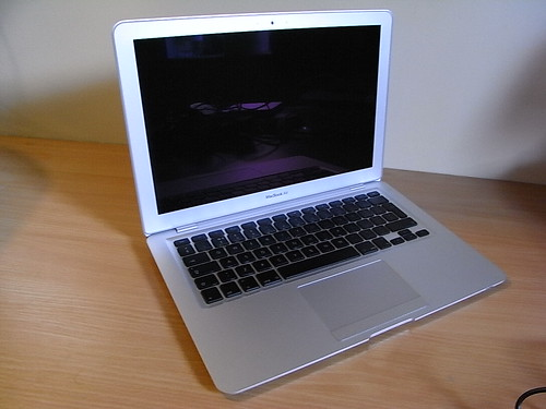 MacBook Air In Action!