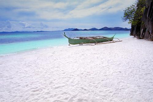Coron Beach Palawan